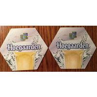 Подставка под пиво Hoegaarden No 2