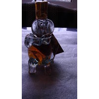Бутылка фигурная (Обезьяна) 50 млл. стекло. распродажа
