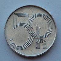 Чехия 50 геллеров. 1995