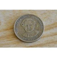 Ямайка 1 доллар 1991