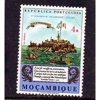 Мозамбик.Ми-562.Остров Мозамбик в 16-м веке Серия: Lusiads.1972.
