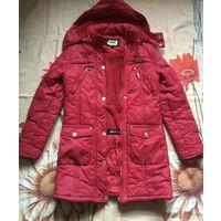 Пальто зимнее р. 140-152
