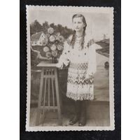 "Фото ""Вышиванка"", 1951 г."