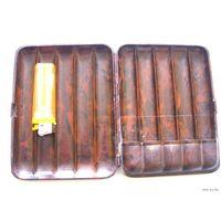 Сигарник (портсигар) довоенный, на 5 сигар