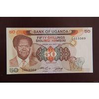 Уганда 50 шиллингов 1985 UNC