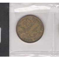 20 франков 1953 В. Возможен обмен