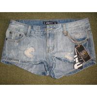 Новые джинсовые шорты FBsister 42-44 р-р
