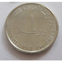 ОАЭ 1 дирхам 2012