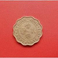 67-26 Гонконг, 20 центов 1979 г.