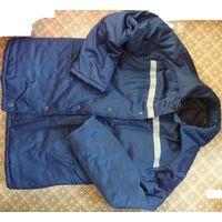 Рабочая куртка фуфайка
