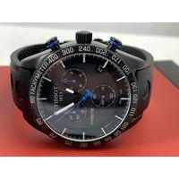 Часы Tissot T100.417.37.201.00 с хронографом