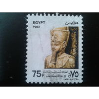 Египет 1997 фараон Аменхотеп 3