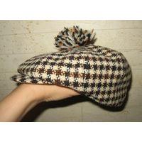 Детская винтажная кепка Busi Furst (Финляндия)  В отличном состоянии. Обхват головы до 48 см. На двойной подкладке