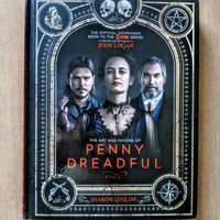 The Art and Making of Penny Dreadful (книга о телесериале Бульварные / Грошовые ужасы)