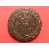 1 копейка 1794 ЕМ медь