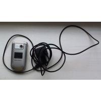 W: Телефон, работоспособность неизвестна с зарядным