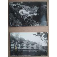 Абастумани. Санаторий Главкурсанупра. 2 фото. 1950-е. Чистые. Цена за 2.