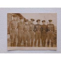 Пограничники 1963 фото на память 9х12 см