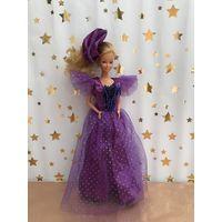 Платье и шляпка для куклы Барби Barbie (без куклы)