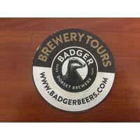 Подставка под пиво Badger
