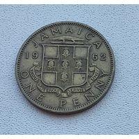 Ямайка 1 пенни, 1962 5-13-25