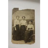 Фото до 1917 года, размер 14*9 см.