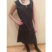 Сарафан платье в школу из Англии на 9-11 лет