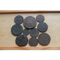 10 медных монеток 8