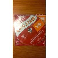 MP3 диск Афанасьева О.В., Михеева И.В. English 8 класс Аудиокурс к учебнику и рабочей тетради + Электронное приложение к учебнику и рабочей тетради с аудиокурсом