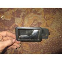Ручка внутренняя правая для отпирания двери Audi 80 B3. Старт с 3 рублей!