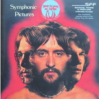 SFF (Schicke, Fuhrs & Frohling) - Symphonic Pictures (1976, Audio CD, ремастер 2010 года)