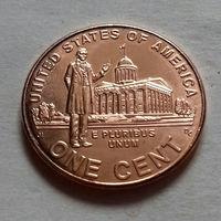 1 цент США 2009 г., AU