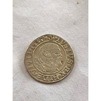 Пруссия, грош 1537