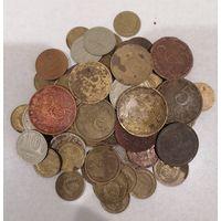 Сборный лот монет СССР - 2