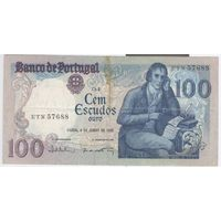 Португалия 100 эскудо 1985 г.