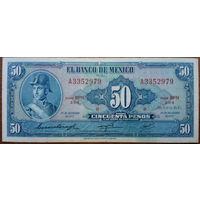 Мексика, 50 песо 1972 год, Р49