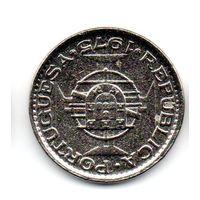 Колония Макао. 1 ПАТАКА 1968