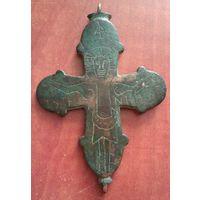 Элколпион  большой  из дедушкиного комода (одна створка) 12-13 век