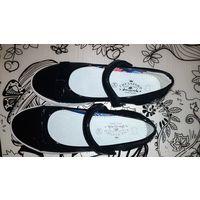 Туфли новые, размер 34
