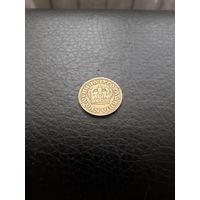 ЮГОСЛАВИЯ 2 динара 1938 год