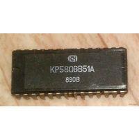 Микросхема КР580ВВ51А