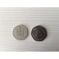 ОАЭ, 50 филсов 2005