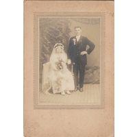 Фотография свадебная.