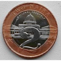 Нигерия 2 наира 2006