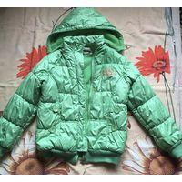 Куртка деми-зима р. 128-140