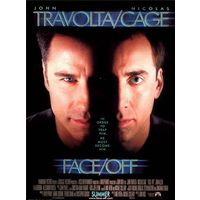Без лица / Face off (Николас Кейдж, Джон Траволта)
