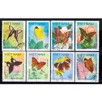 1983 Вьетнам. Бабочки