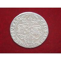 6 грошей 1626 ( штемпельный блеск )