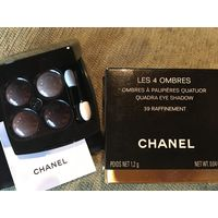 Chanel палетка теней 39 Raffienement (6001)