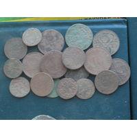 Монеты всякие